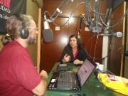 imagen de invitado al estudio de La Busqueda Mangione y Arcucci