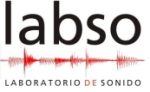 logo de laboratorio de sonido universidad rosario
